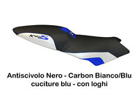 HOUSSE DE SELLE BMW K 1200 S MOD. LARIANO SPCL2 par tappezzeriaitalia.it BI/BL