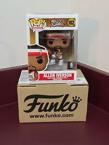 Funko Pop Basketball: Philadelphia 76ers - Allen Iverson Vinyl Figure #55215
