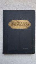 1925 COE COLLEGE CEDAR RAPIDS IOWA THE ACORN OLD SCHOOL YEARBOOK RARE + BONUSES