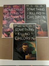 SOMETHING IS KILLING THE CHILDREN #6,7 & 8 1st Print  Boom Studios NM