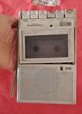 Old FAIR MATE Micro Cassette Recorder automatic stop made in Japan