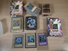 LARGE COLLECTION OF YU-GI-OH! YUGIOH CARDS CLEARANCE LOT APPROX 400 CARDS 1 KILO