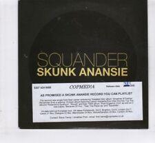 (HL811) Skunk Anansie, Squander - 2009 DJ CD