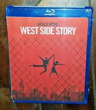 West Side Story (Blu-ray, 2011) Free Shipping!