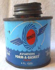 New ListingVintage Permatex Aviation Form A Gasket 4 Oz Can
