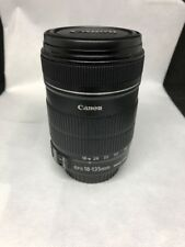 Canon EF-S 18-135mm f/3.5-5.6 IS STM Lens -  9.9/10  Condition