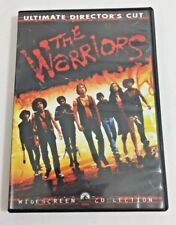 The Warriors DVD Movie Widescreen Ultimate Directors Cut Complete in Box