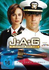 6 DVD-Box ° JAG - Im Auftrag der Ehre ° Staffel 4 komplett ° NEU & OVP ° J.A.G.