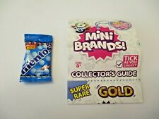 "Zuru 5 Surprise Mini Brands ""Mentos Mints"" out of Ball New!"