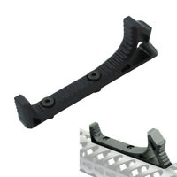 LINK Multiple Curved Angled Foregrip Front Grip M-LOK Handguard Keymod Rail