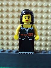Lego Minifig ~ Female/Girl Pirate #sdx5g