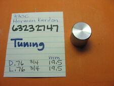 HARMAN KARDON 63232747 TUNING KNOB 330C STEREO RECEIVER