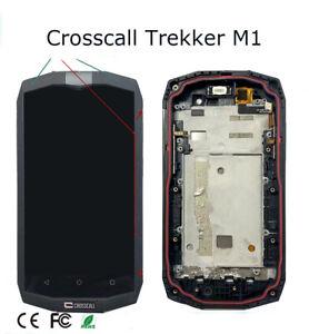 Ecran Lcd complet Crosscall Trekker M1 Sur Châssis
