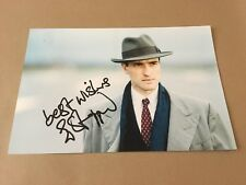 ED STOPPARD  -  UPSTAIRS DOWNSTAIRS  -  SIGNED  COL PHOTO  11X8 inch -   UACC