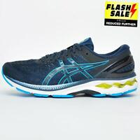 Asics Gel Kayano 27 Mens Premium Running Shoes Workout Fitness Trainers New 2021