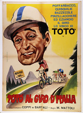 ToTo - Giro d'Italia Original Vintage Poster - Cycling