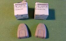 NEW JAGUAR XJ8 XK8 XKR X308 BABY CHILD SEAT RESTRAINT HOOK TRIM COVER CASHMERE