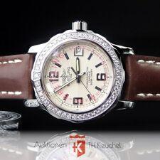 Breitling Colt Lady Diamonds 33 mm Brillanten Full Set ungetragen Ref. A773875