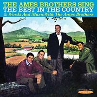 The Ames Brothers - Sing The Best In The Country  Words And Music [CD]
