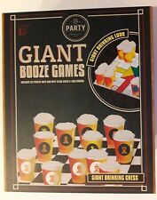 Chess and Ludo Drinking Cup Party Booze Board Bar Game