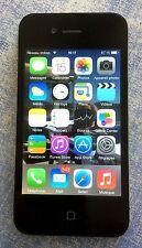 Apple IPHONE 4 32Go état impeccable désimlocké + accessoires et housse cuir