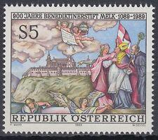 Österreich Austria 1989 ** Mi.1944 Melk Kloster Monastery Fresko Fresco
