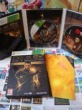 Xbox 360:Deus EX - Human Revolution_Edition Augmentée [TOP FPS] COMPLET - Fr