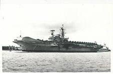 POSTCARD  SHIPS  HMS  HERMES