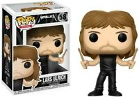 Metallica - FUNKO POP! ROCKS: Metallica - Lars Ulrich [New Toys] Vinyl Figure