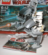 Lego 30006 Star Wars Clone Walker mit Minifigur OVP