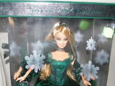 """2004 Mattel Special Edition Holiday Barbie Doll 11.5"""" New in Box"""