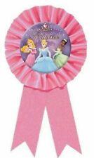 6 X Disney princess Rosette  Party Bag Fillers