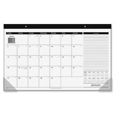 AT-A-GLANCE Compact Monthly Desk Pad/Wall Calendar, 17-3/4 x 10-7/8, EA - AAGSK1