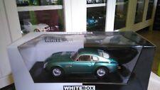 aston martin db4gt zagato 1:18 della white box
