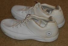 Men's White Converse Sz 17 Athletic Basketball Shoes Sku A09330 Leather/Syntheti