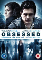 Obsessed DVD (2014) James Franco, Anania (DIR) cert 15 ***NEW*** Amazing Value