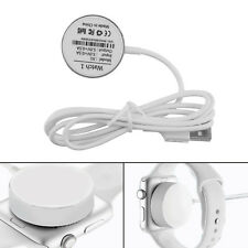 For Apple Watch 2 3 iWatch 38mm-42mm Magnetic Charger Charging Pad Cable Cord UK