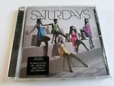 The Saturdays - Chasing Lights (2008, CD)