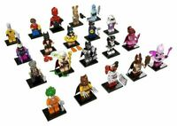 LEGO The BATMAN MOVIE Series 1 complete set of (20) brand new #71017 minifigures