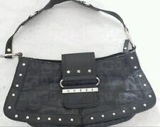 GUESS Black Handbag Evening Bag Purse