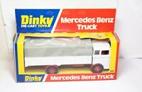 Dinky 940 Mercedes Benz Truck In Its Original Box - Near Mint Vintage