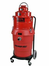 Pullman-Holt 102HEPA-Wet/Dry 12 Gallon Commercial HEPA Vacuum - B160421