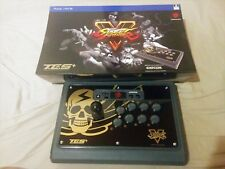 MAD CATZ STREET FIGHTER V ARCADE TE S+ FIGHT STICK PS4 / PS3 SYSTEMS