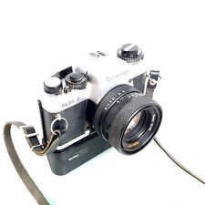 ROLLEI Rolleiflex SL35E Camera + ROLLEI-HFT PLANAR 1,8/50,ROLLEI AUTOWINDER E302