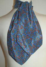 Unbranded Paisley Polyester Vintage Scarves & Shawls