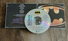 Batman Motion Picture Soundtrack CD - 1989