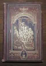 Paul Féval / Contes de Bretagne / ill. Castelli / 1878 / cartonage éditeur