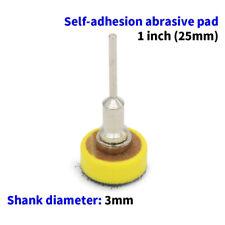 Sander Disc Sanding Buffing Self-adhesive Backing Pad With 3mm Shank Polishing