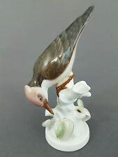 Rosenthal Vogel Figur, Specht, Entw. Himmelstoß 1926, H=14 cm, Mod.-Nr. 869