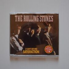 ROLLING STONES - Satisfaction - 1990 CD Single 2-TRACKS